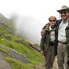 "Machu Picchu<br /> A ""first glimpse"" memento.<br /> (photo by Vidal)"
