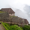 Machu Picchu<br /> Fog!  Looks like the sanctuary is socked in this morning!