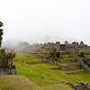 Machu Picchu - Eastern Urban Sector<br /> The main plaza is off limits today.  To find out why ... see the next photo.