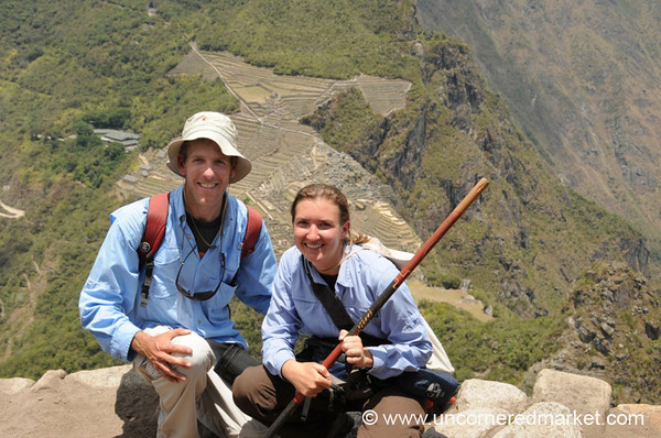 We Made It - Wayna Picchu - Peru