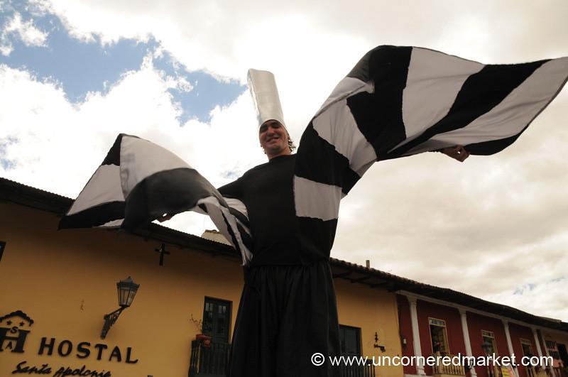 High on Argentina - Cajamarca, Peru