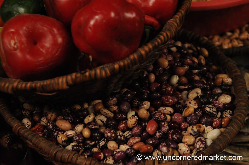 Colorful Beans - Chachapoyas, Peru