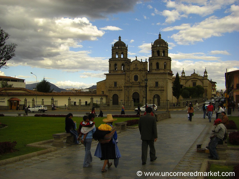 San Francisco Church - Cajamarca, Peru