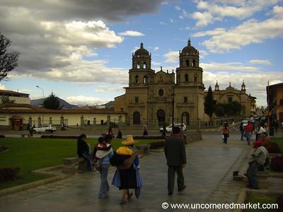 San Francisco Church - Cajamarca, Peru