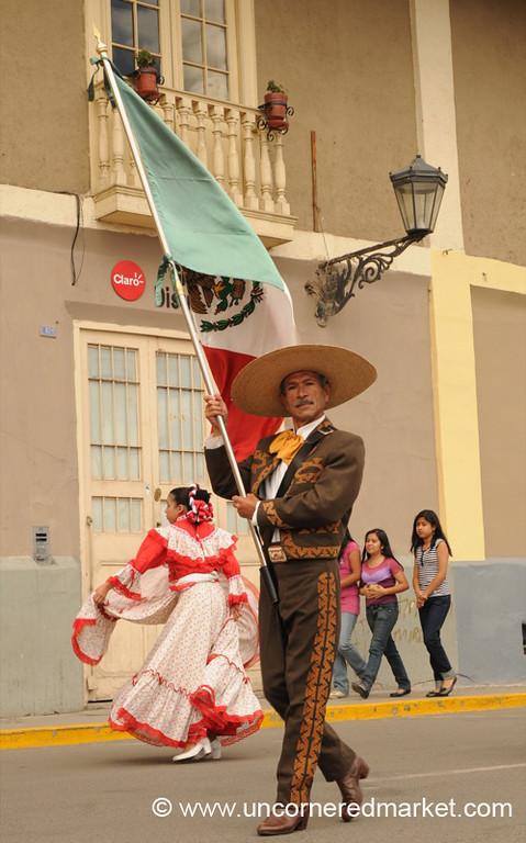Viva Mexican Dance - Cajamarca Peru