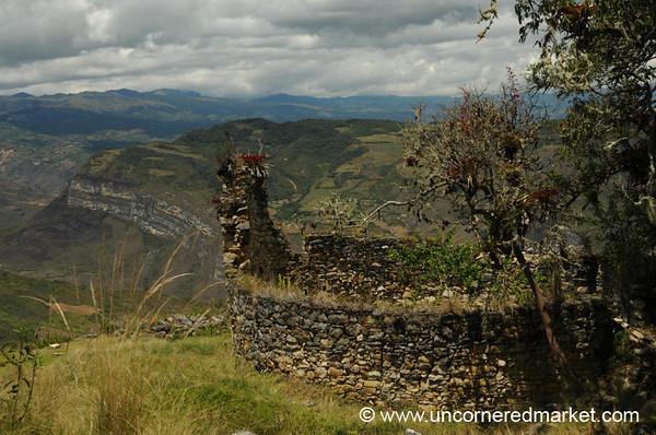Ruins of Kuelap - Near Chachapoyas, Peru