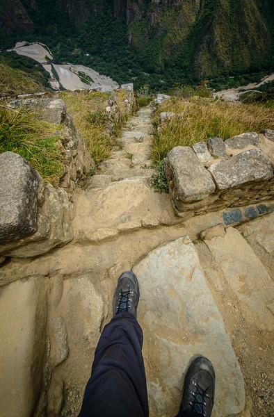 2000 Feet Down