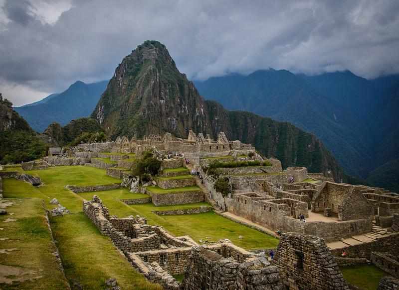 Huana Picchu