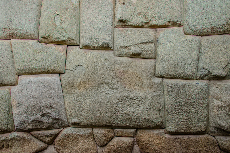 Famous 12 Angle Stone