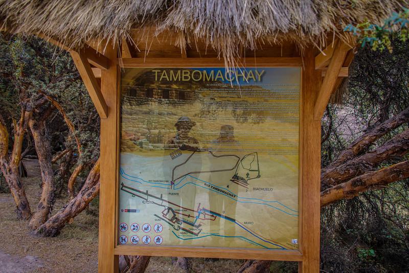 Tambomachay - Inca Baths