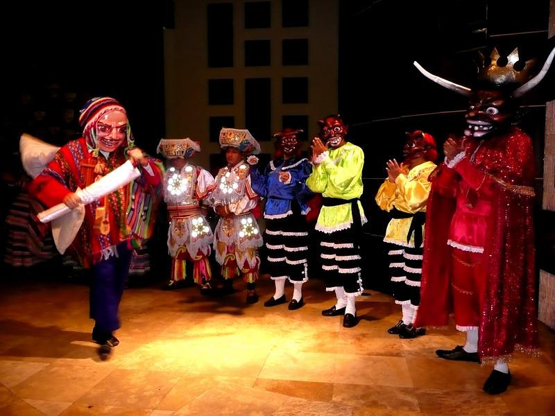 Lima - Local Peruvian Dance Show