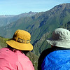 Colca Canyon, looking for the Condors
