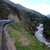 train route from Puno to Cusco