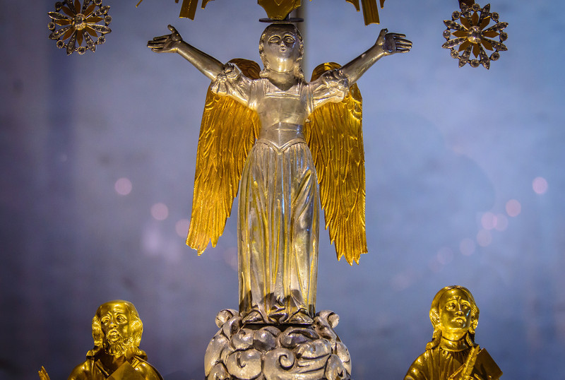 Detail of Monstrance