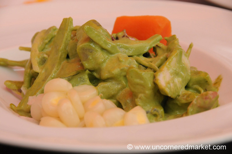 A Twist on Ceviche - Mistura Gastronomy Festival in Lima, Peru