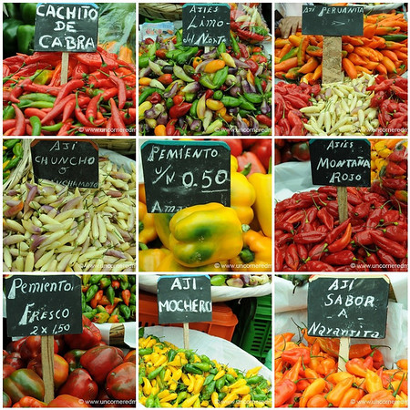 Chili Pepper Galore - Lima, Peru