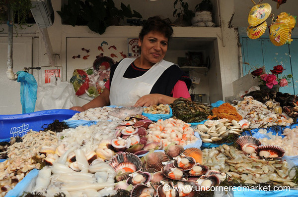 Queen of Shellfish - Lima, Peru
