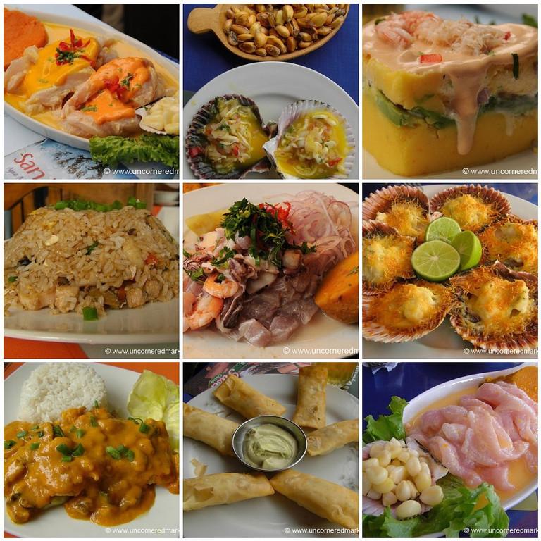One Week in Lima, Peru: A Food Mosaic