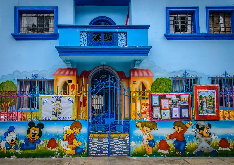 Larco Neighborhood day care - Lima