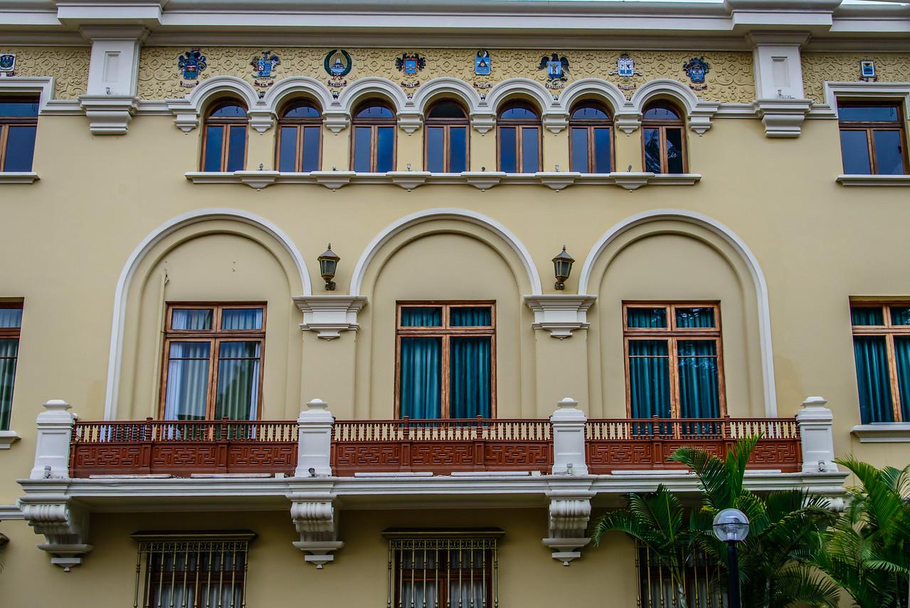 Lima Balcony