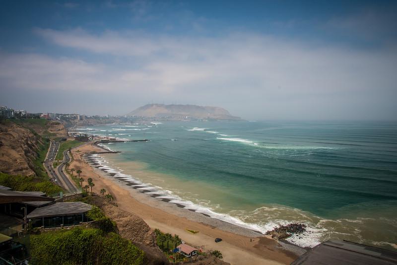 Pacific Beach - Lima Peru