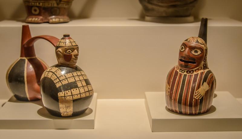 Huari Pottery - circa 800-1300 AD