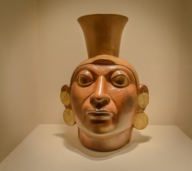 Moche Pottery - circa 400 AD
