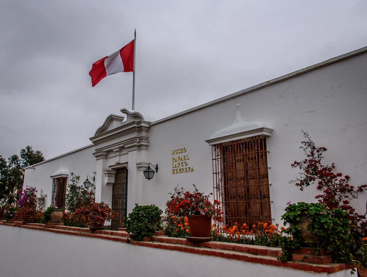 Museo Larco - circa 1926