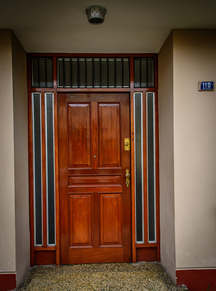 Larco Neighborhood Front Door