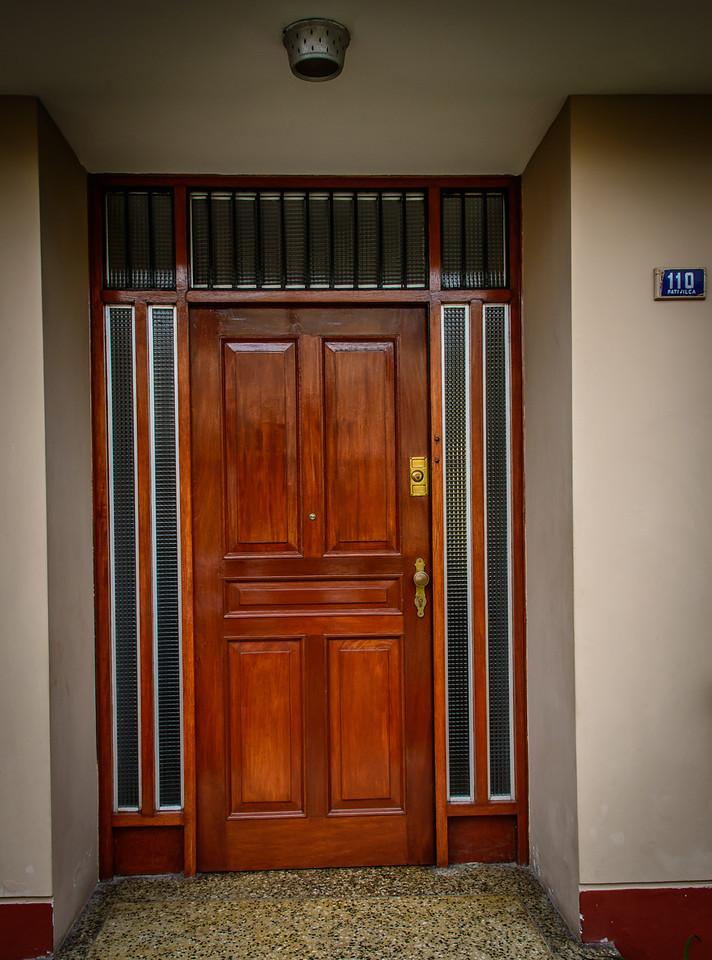Larco Neighborhood Front Door