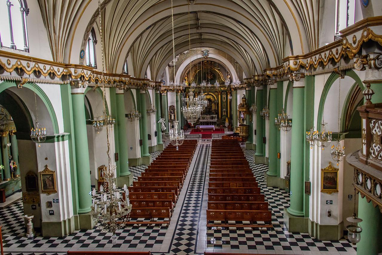 Chaple, Convento Santo Domingo