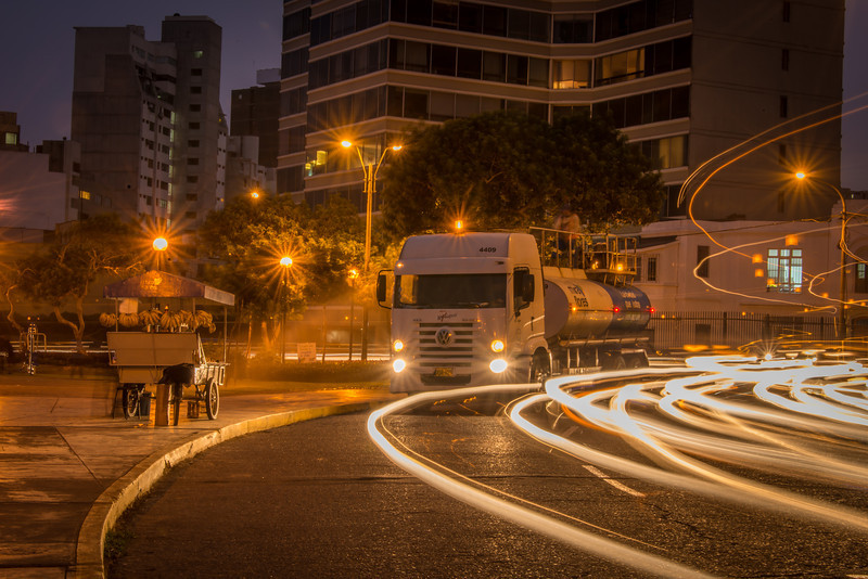 Evening - Miraflores