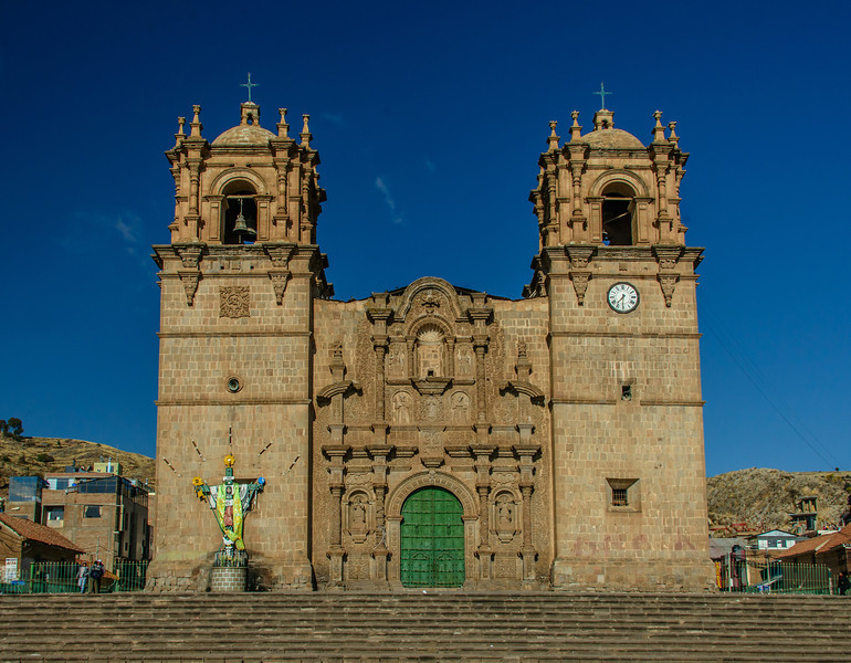 Catedral Puno