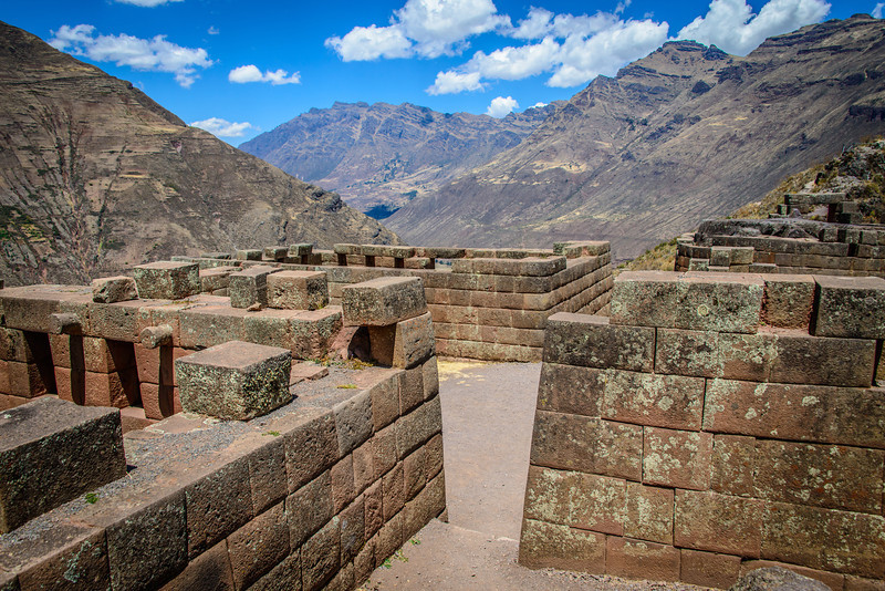 Priest Quarters at Pisac
