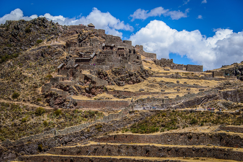 Pisac Archaelogical Site