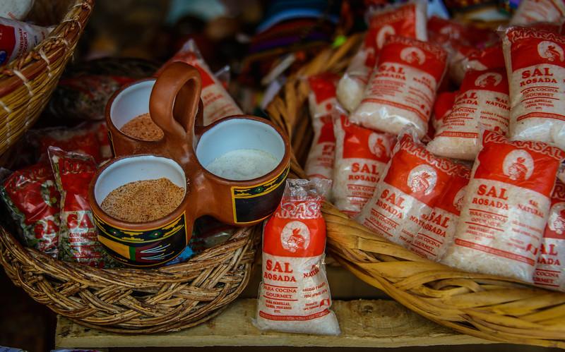 Salt Varieties