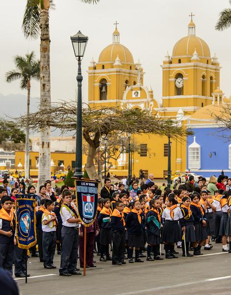 Student Safety Patrols - Plaza de Armas
