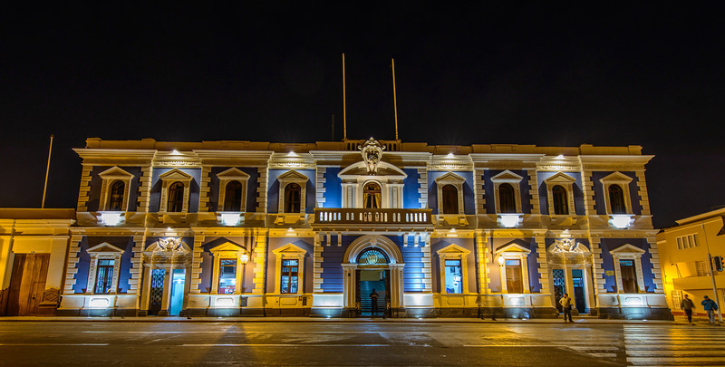 Municipal Building - Plaza de Armas