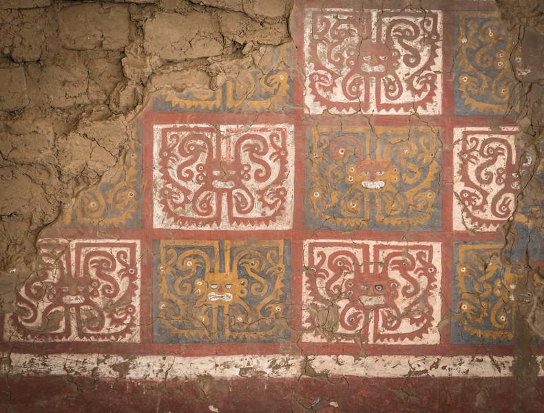 Mural Detail - Ai-Apaec