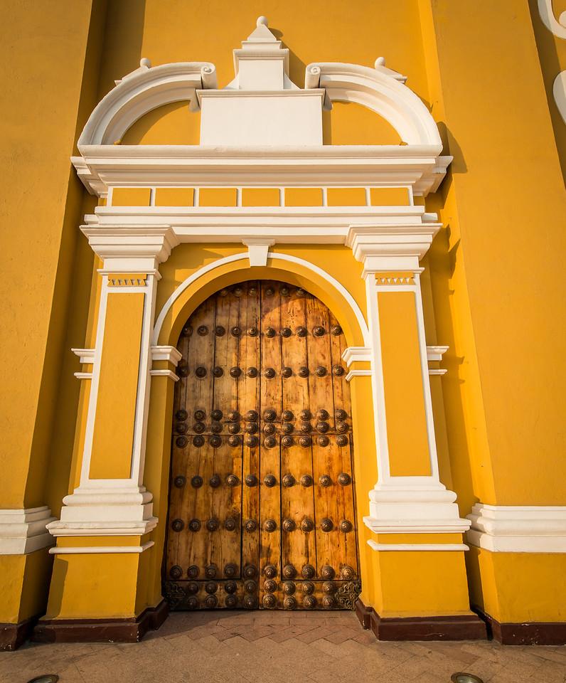 Catedral doors