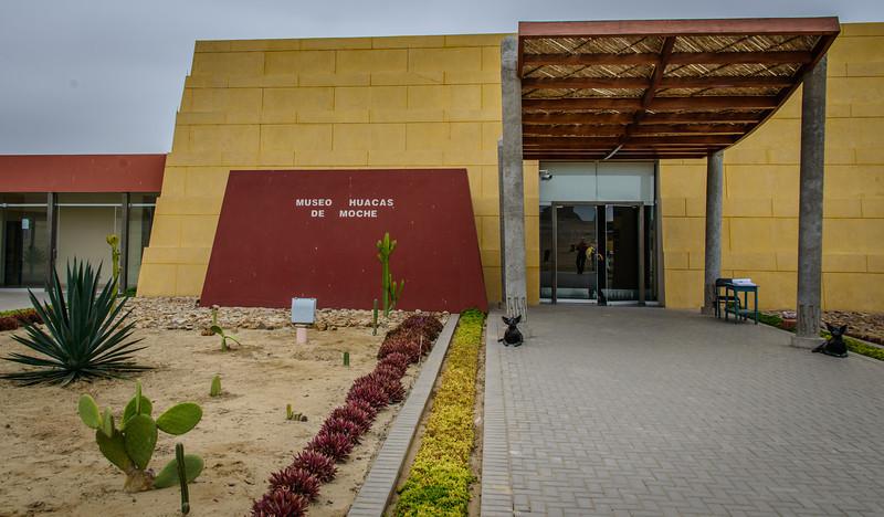 Museo Huacas De Moche - Trujillo, Peru