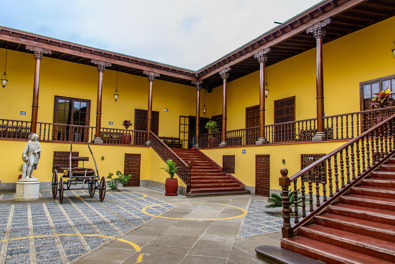 Casa del Mayorazgo de Facala - ~ 1709