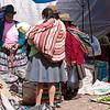 Pisac - Local Market<br /> Local Color