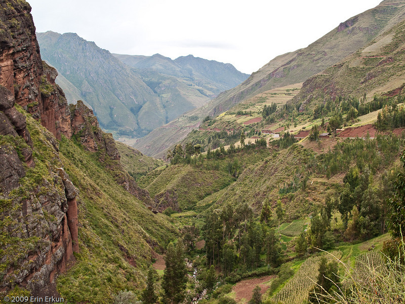 Sacred Valley - En Route to Pisac