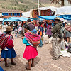 Pisac<br /> This is where the locals who live in the nearby mountains come to replenish their supplies and trade with other villagers.