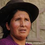 Pensive Juana - Yauli, Peru