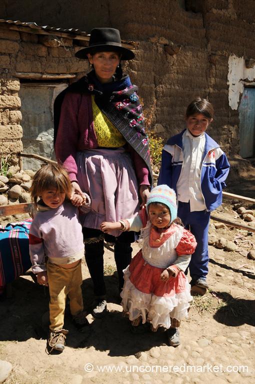 Half the Family - Ucchus, Peru