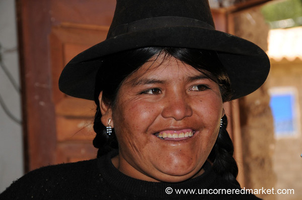 Showing Her Bodega - Chacarilla, Peru