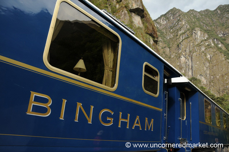Deluxe Hiram Bingham Train to Machu Picchu - Day 4 of Salkantay Trek, Peru