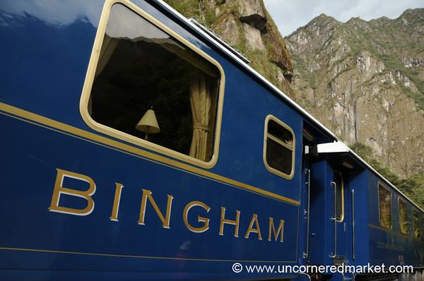 Deluxe Hiram Bingham Train to Machu Picchu - Day 4 of Salkantay Trek, Peru